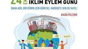 """Uluslararası İklim Eylem Günü: """"İklim Değişikliği ile Mücadele Hayati Riskleri Önleyecek"""""""
