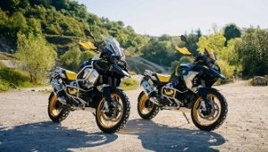 Yeni BMW R 1250 GS ve R 1250 GS Adventure