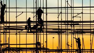 ABD'de inşaat harcamaları Eylül'de beklentiyi karşılayamadı