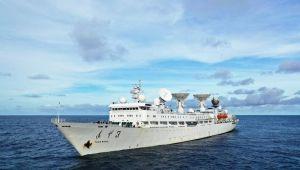 Ayı incelemeye giden Chang'e-5'i izleyen iki uydu gemisi limana döndü