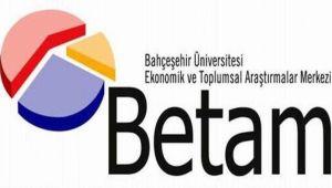 BETAM 3. çeyrekte %5 büyüme bekliyor