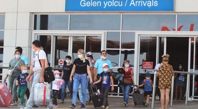 Antalya'ya bu yıl yine en çok Ruslar geldi