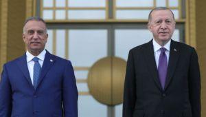 Erdoğan: Irak'la 20 milyar dolarlık ticaret hacmine rahatlıkla ulaşabileceğimizi görüyoruz