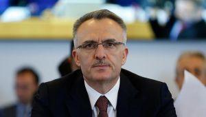 Naci Ağbal: Enflasyon hedeflemesi kararlı bir şekilde uygulanacak