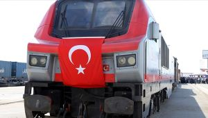 Türkiye'nin ihracat treni Çin'e ulaştı