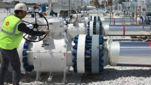2020'de Türkiye'ye 50 milyar metreküp gaz girdi