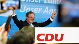Almanya'da Merkel'in partisinin genel başkanı belli oldu