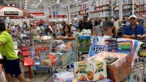 Amerikalıların harcamaları azaldı