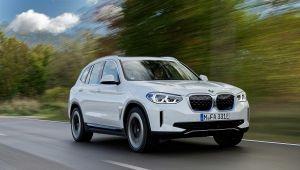 BMW'nin Tamamen Elektrikliİlk ''X'' Modeli Yeni BMW iX3Ön Siparişe Açıldı