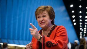 Georgieva: Yüksek belirsizlik sürüyor
