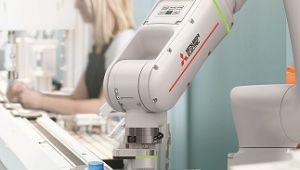 Kolaboratifrobotlarüretim hızını ve verimliliği artırıyor