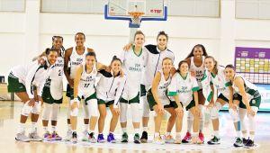 Ormanspor Kadın Basketbol takımı EurocupWomenB grubunun ev sahibi