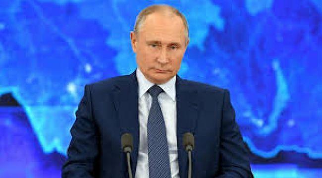 Putin: Teknoloji devleri fiilen devletle rekabet ediyor