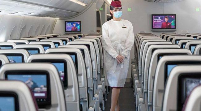 Qatar Airways, Skytrax Tarafından Belirlenen KOVID-19 Havayolu Güvenlik Derecelendirmesinde 5 Yıldız Alan Dünyadaki İlk Küresel Havayolu Oldu