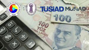 TOBB, TESK, TÜSİAD ve MÜSİAD'dan ortak açıklama: Türkiye'nin önceliği fiyat istikrarı