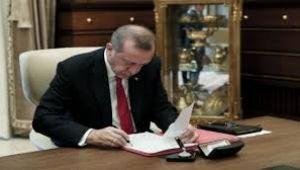 Yurt Dışı Gündeliklerine Dair Cumhurbaşkanı Kararı, Resmi Gazete'de yayımlandı