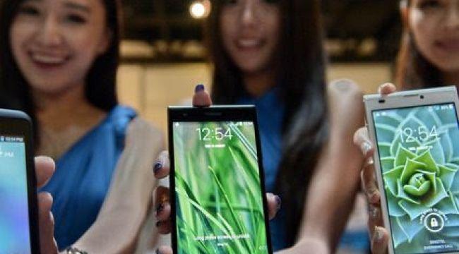 Çin'de ocak ayında 27 milyonun üzerinde 5G'li telefon satıldı