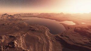 MARS'TA YENİLENEBİLİR ENERJİ