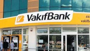 Vakıfbank, aktif büyüklüğünde ikinci sıraya yükseldi