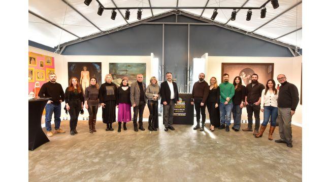 ArtAnkara 7. Uluslararası Çağdaş Sanat Fuarı, İstanbul'da Katılımcılar ve Sanatçılarla Bir Araya Geldi