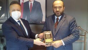 Müsiad Gürcistan Onursal Başkanı Mustafa Kalafatoğlu ve İhracat Heyetin'den TİM Genel Başkanı İsmail Güle Ziyaret