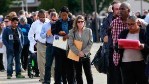 ABD'de açık iş sayısı 2 yılın zirvesinde