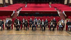 TRKTYD Kentsel Tesis Yönetim Derneği İl Temsilcileri Bugün İstanbul Kongre Merkezi'nde toplandı.