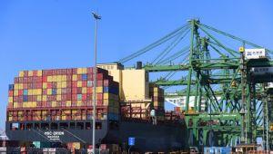 Çin'in 4 aylık dış ticareti 1.8 trilyon dolar oldu