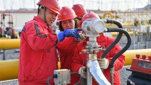 Çinli Sinopec doğal gaza 30.9 milyar dolarlık yatırım yapacak