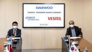 Vestel Daewoo ile lisans sözleşmesi imzaladı