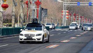 Beijing'deki sürücüsüz araç yollarının uzunluğu 1000 km'yi geçti
