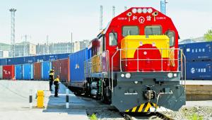 Çin, Avrupa'da demiryoluyla yük taşıdığı şehir sayısını 174'e çıkarıyor