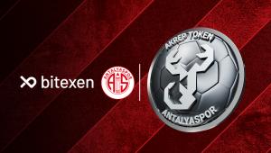 Dijital Varlık Alım-Satım Platformu Bitexen, 18 Ekim Pazartesi günü saat 13.00'te Antalyaspor'un AKREP Token'ını arz edecek.