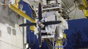 NASA hibrit elektrik teknolojisi test aracı içinGE Havacılık'ı seçti