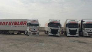 Saygınlar Lojistik'ten Katar'a Uluslararası Ticari Taşımaları