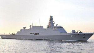 TÜBİTAK MAM tarafından geliştirilen MİLGEM 5. Gemisinin Sonar Deniz Birimi, Deniz Kuvvetleri Komutanlığı'na teslim edildi