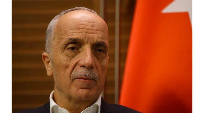 Türk-İş Başkanı Ergün Atalay: Asgari ücret 45 yıla bedel olacak