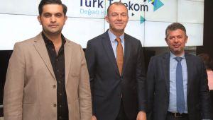 Türk Telekom'dan,5G ve AR teknolojisi ile uzaktan teknik destek