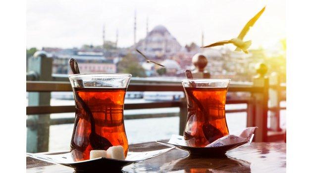 6 Ayda 2,3 milyon dolarlık çay ihracatı