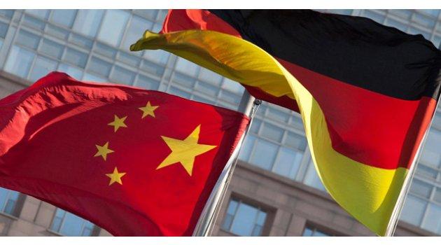 Almanya'ın En Büyük Dış Ticaret Partneri Çin