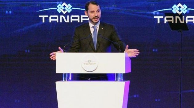 Bakan Albayrak: TANAP; istikrarın, güçlü liderlik ve vizyonun projesidir