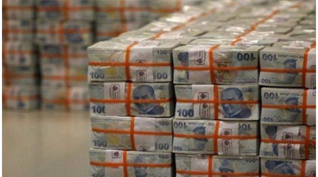 Borç stoku 711 milyar lira oldu
