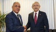 CHP Genel Başkanı  Kılıçdaroğlu, DSP'yi ziyaret etti