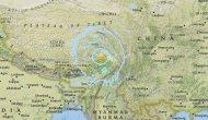 Çin'de 6.3 büyüklüğünde deprem