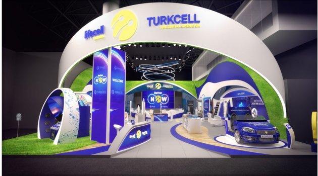 Dijital Operatör Turkcell, GSMA Mobil Dünya Kongresi'ne damga vuracak.
