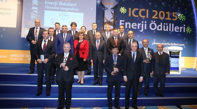 """""""Enerji'nin Oscar'ları"""" olarak bilinen """"ICCI 2015 Enerji Ödülleri"""", 22 Şubat'ta Ankara JW"""