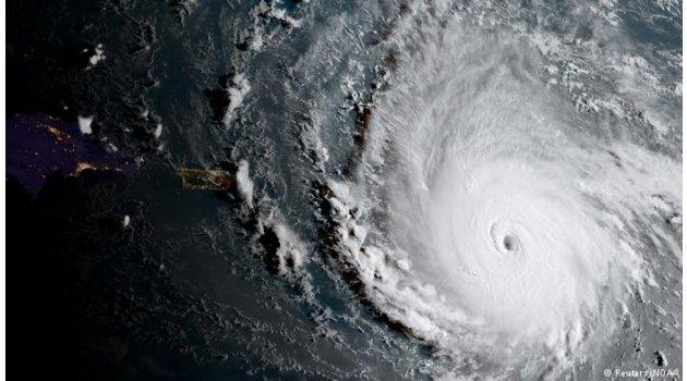 İrma Kasırgası ABD'ye yaklaşıyor