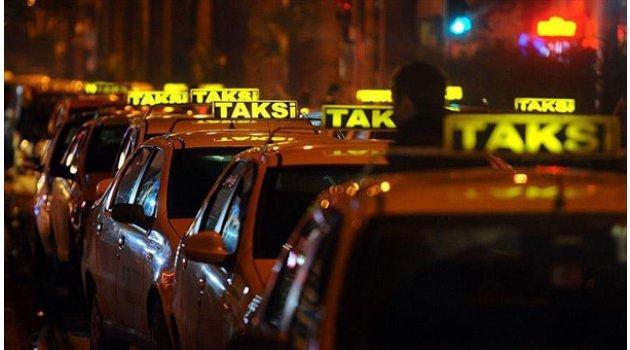 İstanbul'da taksi ve taksi-dolmuş ücretlerine zam yapıldı