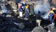 Kastamonu'da korkunç yangın! Çocuk kafatası ve kemikleri bulundu…