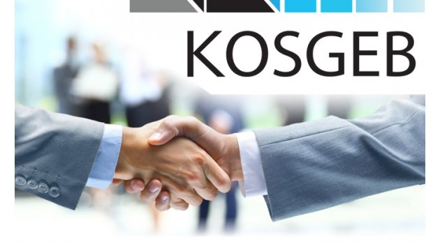 KOSGEB'den Firmalara Güzel Haber...